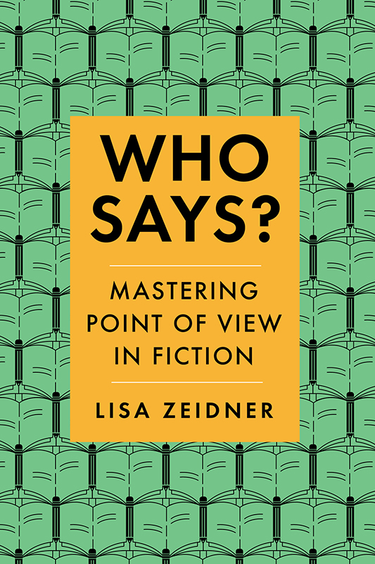 Who Says? Mastering the Point of View in Fiction